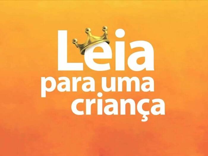 LEIA PARA UMA CRIANÇA (EM CASA, PELO CELULAR!)