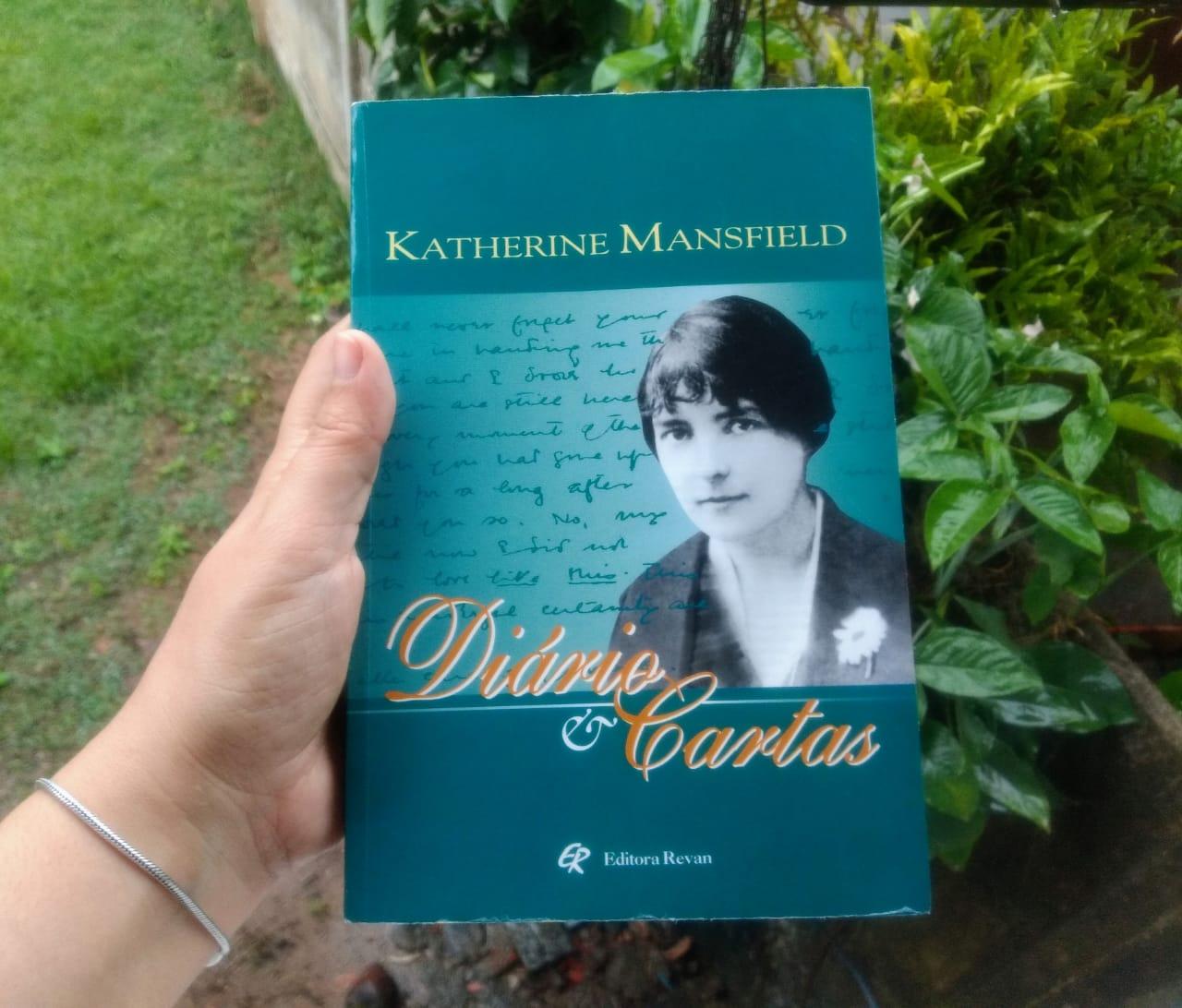 [RESENHA] DIÁRIO E CARTAS, DE KATHERINE MANSFIELD