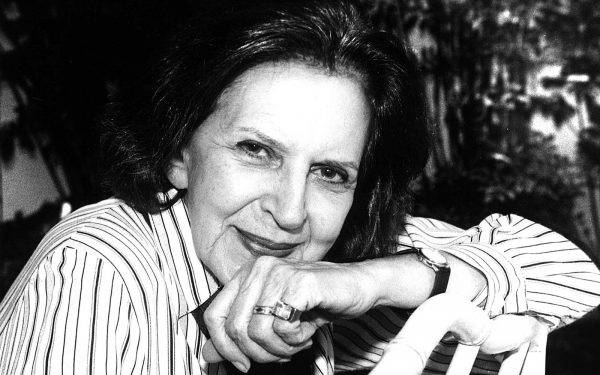 """[DIÁRIO] """"A LITERATURA É UMA FORMA DE AMOR"""": LYGIA FAGUNDES TELLES"""