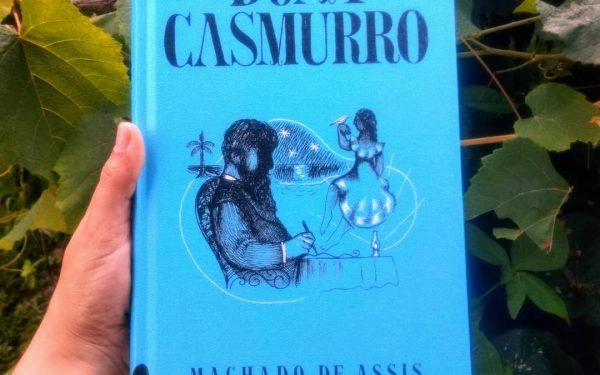 DOM CASMURRO, DE MACHADO DE ASSIS & EDITORA ANTOFÁGICA